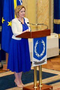Carmen Dan: Interventia in forta a Jandarmeriei e decisa de prefect. Nu ma consult cu Liviu Dragnea