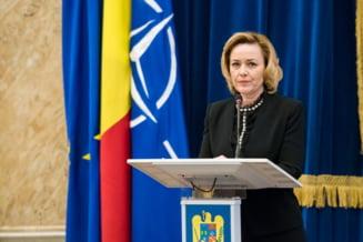 Carmen Dan: Voi pune in discutie tema aderarii la Schengen la reuniunea JAI de la Bucuresti