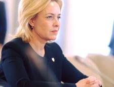 Carmen Dan a fost audiata 6 ore la DIICOT: Anchetatorii au vrut sa lamureasca rolul ministrului de Interne in acea zi