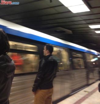 Carmen Dan anunta ancheta la politie, dupa crima de la metrou: A fost o sincopa dupa apelul la 112
