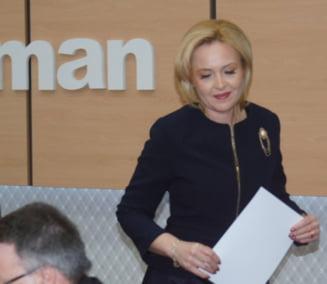 Carmen Dan ar putea fi prima femeie ministru de Interne: Fost prefect de Teleorman in care Dragnea are multa incredere