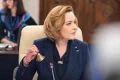 Carmen Dan critica protestul magistratilor, dar anunta ca nu sunt blocaje in dosare