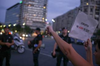 Carmen Dan spune ca raportul privind protestul din 10 august ar putea sa nu fie declasificat, asa cum cere Parchetul