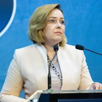 Carmen Dan vrea sa scoata STS din procesul electoral