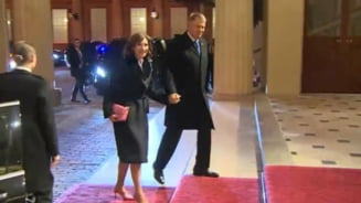 Carmen Iohannis, intalnire cu Regina Elisabeta. A discutat si cu Melania Trump