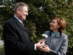 Carmen Iohannis, vizita neanuntata la Parlament