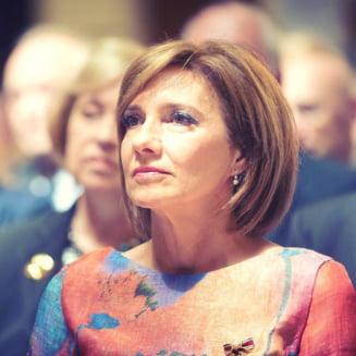 Carmen Iohannis a fost audiata, in sfarsit, la Parchetul General (Surse)