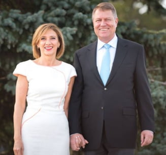 Carmen Iohannis va vota la Sibiu insotita de presedinte, care va vota apoi in Capitala (Surse)