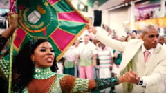 Carnavalul de la Rio debuteaza cu scandalul prezentarii lui Iisus drept o femeie de culoare