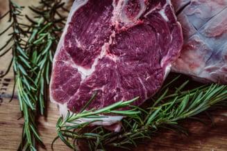 Carne din Polonia provenita de la animale bolnave a ajuns intr-un depozit din Ilfov
