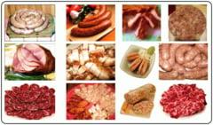 Carnea de porc, mai scumpa cu 25% fata de anul trecut