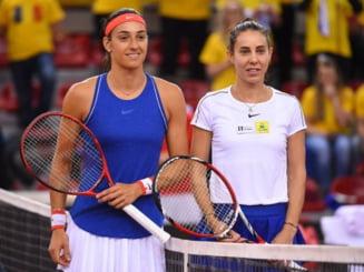 Caroline Garcia, despre victoria cu Mihaela Buzarnescu, meciul cu Simona Halep si suporterii romani de la Rouen