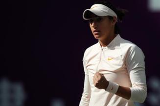 Caroline Garcia castiga o finala de gala la Tianjin, in fata unui fost lider mondial WTA