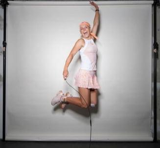 Caroline Wozniacki: Iata cum am invins-o pe Simona Halep