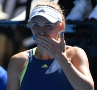Caroline Wozniacki, declaratie superba despre Simona Halep inaintea finalei de la Australian Open