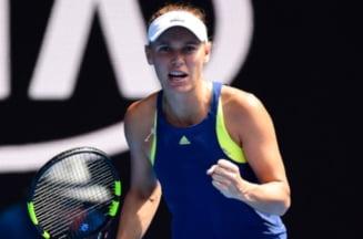 Caroline Wozniacki, despre finala cu Simona Halep de la Australian Open