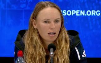 Caroline Wozniacki, dupa eliminarea Simonei Halep de la US Open: Lucrurile sunt clare pentru mine