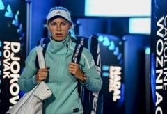 Caroline Wozniacki, eliminata de Maria Sharapova de la Australian Open