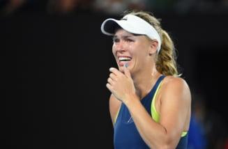 Caroline Wozniacki, eliminata de la Indian Wells: Simona Halep ramane pe primul loc in clasamentul WTA