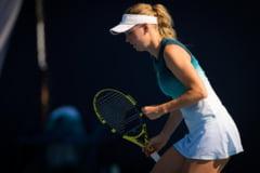 Caroline Wozniacki, primele declaratii dupa un meci dificil castigat in fata Monicai Niculescu