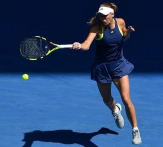 Caroline Wozniacki a facut o demonstratie de forta la Doha
