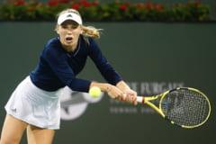 Caroline Wozniacki continua forma foarte slaba. A pierdut din primul meci si la Indian Wells si are doar trei victorii in 2019