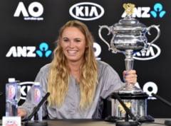 Caroline Wozniacki explica victoria obtinuta in fata Simonei Halep, in finala la Australian Open