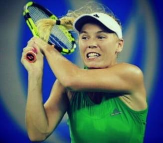 Caroline Wozniacki ii critica dur pe organizatorii US Open: Cum ar fi favorizata Maria Sharapova
