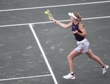 Caroline Wozniacki pierde finala disputata pe zgura de la Charleston