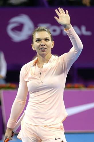 Caroline Wozniacki poate lua un avans important in clasamentul WTA dupa retragerea Simonei Halep de la Doha