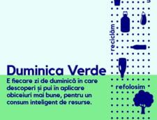 Carrefour Romania lanseaza DUMINICA VERDE - o zi pe saptamana dedicata obiceiurilor de consum responsabil