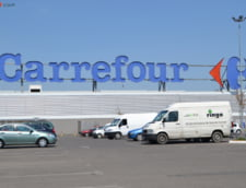 Carrefour evita insolventa - procedura a fost suspendata