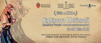 Cartea Recordurilor la Sighisoara Medievala: Spada Titanilor si covrigul Hrana Uriasilor