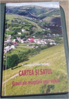 Cartea si satul, o carte cu profunzime in gandire