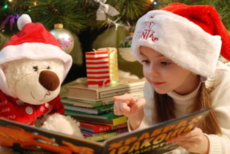 Carti pe care e bine sa le citesti copilului in perioada Sarbatorilor