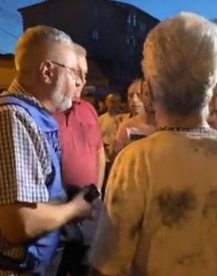 Cartier din Timisoara fara curent aproape 30 de ore: Un proprietar n-a vrut ca Enel sa sape sub garajul lui