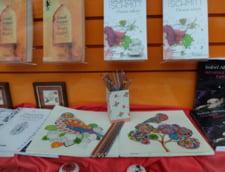 Cartile de colorat pentru adulti, fenomen de pe piata de carte internationala