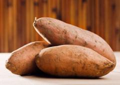 Cartofii dulci - de ce sunt atat de sanatosi