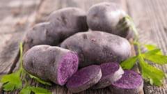 Cartofii mov - minune culinara, delicatesa sau moft?