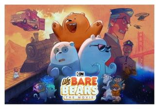 """Cartoon Network lanseaza """"Aventurile Fratilor Ursi: Filmul"""". Delia Matache va fi vocea vacutei melodramatice"""