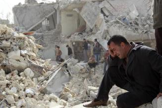 Casa Alba: Nu exista niciun dubiu asupra atacului chimic din Siria - SUA, gata de atac