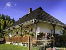 Casa din Pojorata, Bucovina