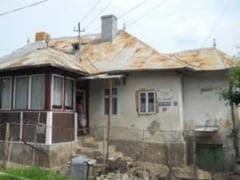 Casa lui Ciprian Porumbescu a ajuns o ruina