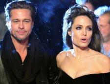 Casatoria dintre Brad Pitt si Angelina Jolie, anulata?