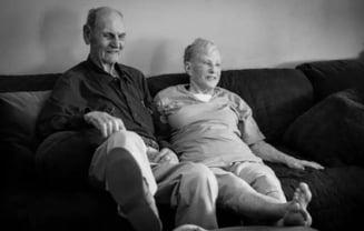 Casatoriti de 62 de ani, au murit la 4 ore distanta