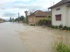 Case sterse de pe fata pamantului de inundatii