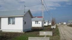 Casele ridicate de Gigi Becali la Rast sunt scoase la vanzare. Cat cer satenii pe locuinte
