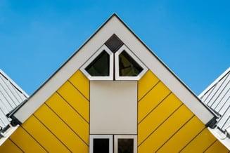 """Casele viitorului, proiectate cu mai bine de 30 de ani în urmă. """"Consumă cu până la 90% mai puţină energie pentru încălzire"""""""