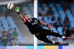 Casillas a egalat un mare record detinut de Raul la Real Madrid