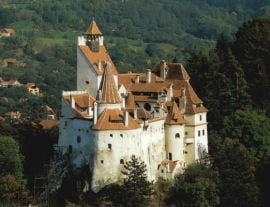 Castelul Bran, profit de un milion de euro in 2010